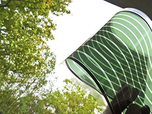 Photovoltaik Modul | OPV Solarfolie | BLAU | 10 Stück pur | 1qm | Transparent | PV Solar | Organic Photovoltaic (Grün)