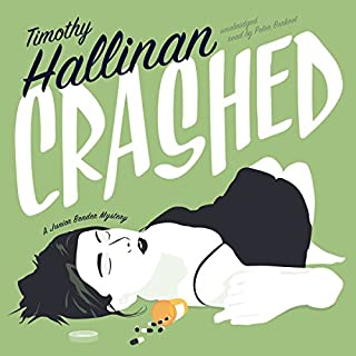 Crashed     A Junior Bender Mystery, Book 1              By:                                                                                                                                 Timothy Hallinan                               Narrated by:                                                                                                                                 Peter Berkrot                      Length: 10 hrs and 35 mins     139 ratings     Overall 3.9