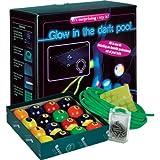 Aramith Glow in the Dark (Black Light) Billiard/Pool Table Kit with Complete 16 Ball Set