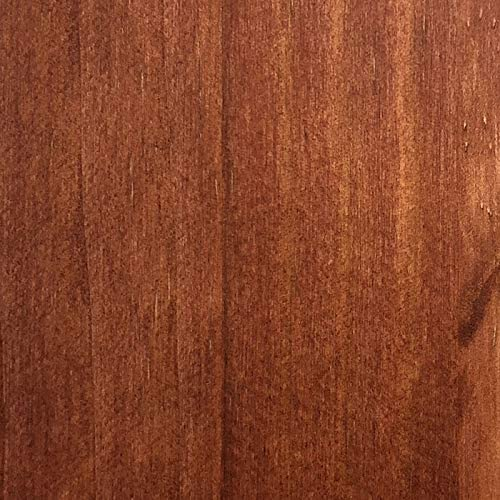 Tintes al agua para la madera - 1 litro - (Caoba)