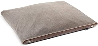 Scruffs Dog Chateau Orthopaedic Pillow, Latte