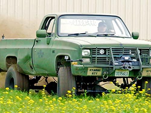 1986 Chevy Alabama Army Truck: Transmission & Brake Upgrades!