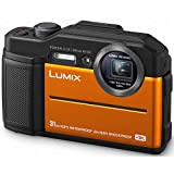 Panasonic Lumix DC-FT7 Fotocamera compatta 20,4 MP 1/2.3'...