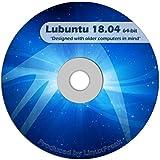 Lubuntu Linux 18.04 DVD - FAST Desktop Live DVD - Official 64-bit Release