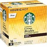 Starbucks Creme Brulee Coffee, Keurig K-Cups, 16 Count