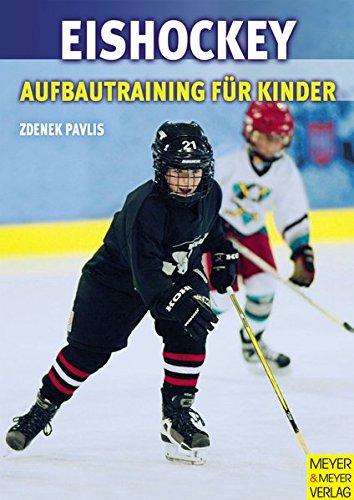 Eishockey. Aufbautraining für Kinder