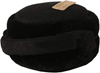 Chinashow Knitted Super Soft Folding Earmuffs Winter Earmuffs Ear Warmers,Fashion Black
