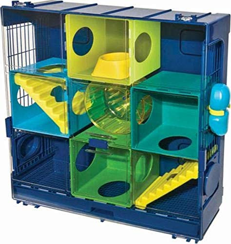 Ware Manufacturing 3-Wall Unit Critter Universe Small Pet Cage