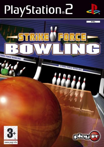 Strike Force Bowling (PS2) [PlayStation2]