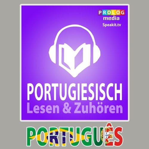 Portugiesischer Sprachfuhrer | Lesen & Zuhren (52009) (Lesen- & Zuhren-Reihe) (German Edition) Audiobook By PROLOG Editorial cover art