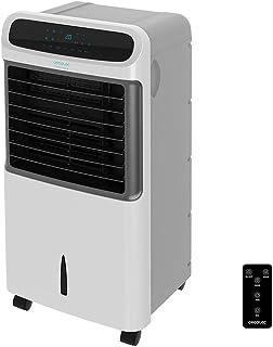 Cecotec Climatizador Evaporativo EnergySilence PureTech 6500. 80 W, Doble Función Frio/Calor, Caudal 600 m2/h, 12l de Capa...