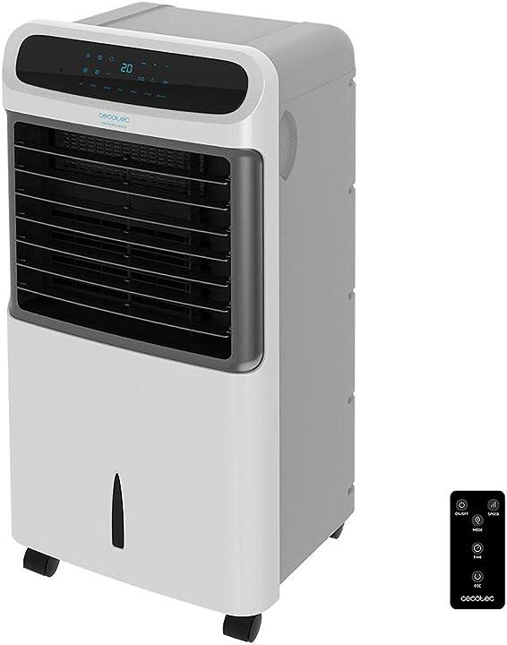 Climatizzatore evaporativo energysilence puretech 6500. 80 w doppia funzione caldo/freddo capacità 12l B092JH3XKT