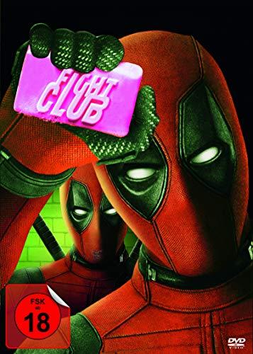 Fight Club - Deadpool Photobomb Edition
