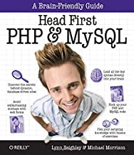 Head First PHP & MySQL: A Brain-Friendly Guide