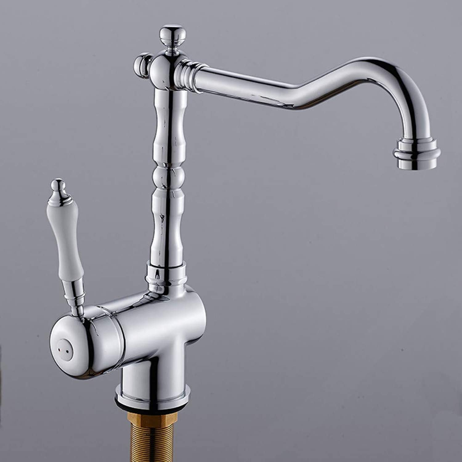 Kitchen Sink Tapsbathroom Sink Tapseuropean Kitchen Faucet Kitchen 360 Degree redating Faucet Above Counter Basin Faucet
