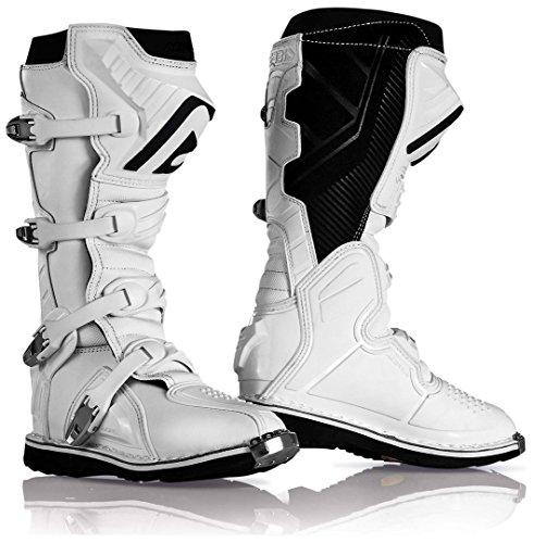 0021596.030.045 Botas Acerbis X-Pro V. Boots blanco Talla 45
