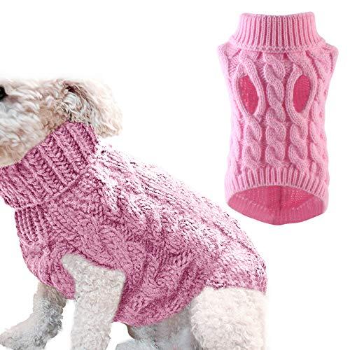 Sunshine smile Suéter para mascotas, gato, perro, gato, perro, gato, gato, perro, jersey de punto, ropa para mascotas, suéter, abrigo para perro, perro, gato, disfraz de Navidad