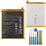 Batería de ion de litio HB366481ECW compatible con Huawei P9/P9 Lite Honor 8/Honor 8 Youth Edition Venus NEM-UL10 EVA-DL00 2900 mAh