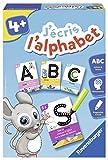 Ravensburger- Jeu Educatif- J'écris l'alphabet- Se préparer à l'écriture- A partir de 4 ans- 24083