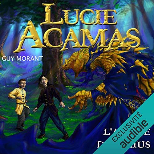 Lucie Acamas et l'armée de Gaïus cover art