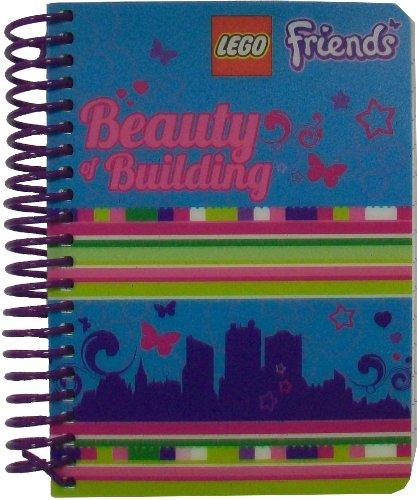 Lego Friends Mini Journal Beauty & Building Ref Le6553A