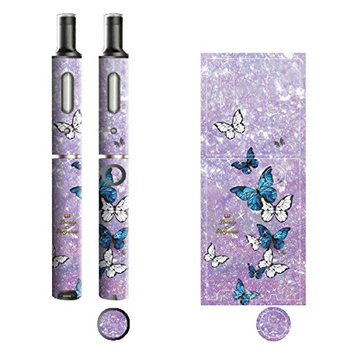 電子たばこ タバコ 煙草 喫煙具 専用スキンシール 対応機種 プルームテックプラスシール Ploom Tech Plus シール Lovely & Gorgeous 09クリスタルシャンデリア 22-pt08-ca0328