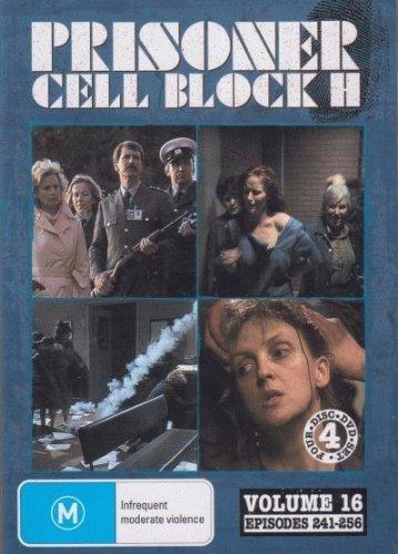 Prisoner: Cell Block H - Vol. 16 (Ep. 241-256) - 4-DVD Set ( Caged Women ) [ Australische Import ]