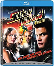 starship troopers 3 marauder blu ray