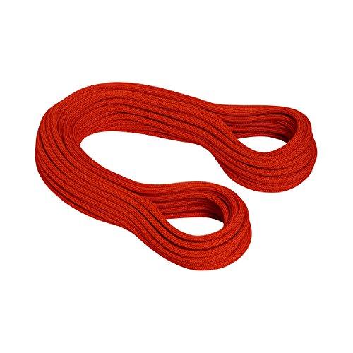 Mammut 9.2 Revelation Dry Standard.Neon Cuerda Simple, Unisex Adulto, Naranja (Orange-FI), 60...