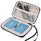 BOVKE 2-in-1 Carrying Case for Samsung T5 T3 T1...