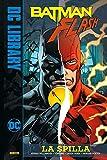 La spilla. Batman/Flash