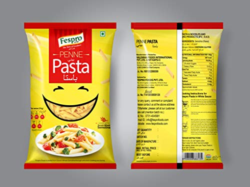 Fespro Pasta Penne 800g