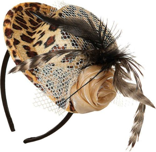faschings Chapeau femme Mini Chapeau