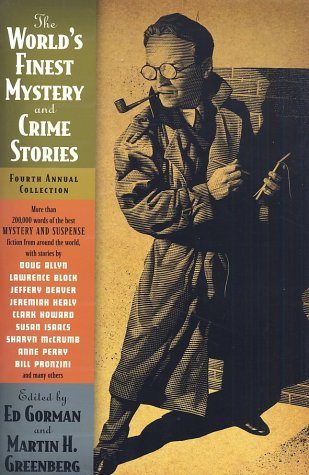 The World's Finest Mystery and Crime Stories 4
