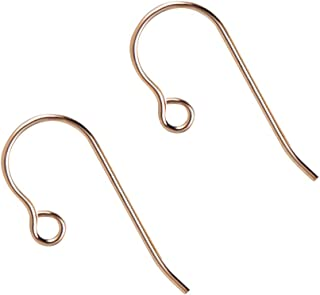 gold filled earring components