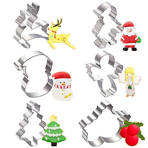 Moldes Repostería Navidad Grandes Marca joyoldelf