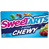 SweeTARTS Mini Chewy Candy Theater Box, 3.75 Ounce, Pack of 12