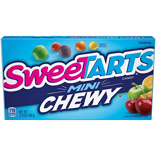 SweeTARTS Mini Chewy Candy Video Box, Pack of 12 Now $6.65