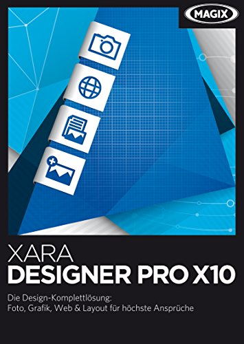 MAGIX Xara Designer Pro X10 [Download]