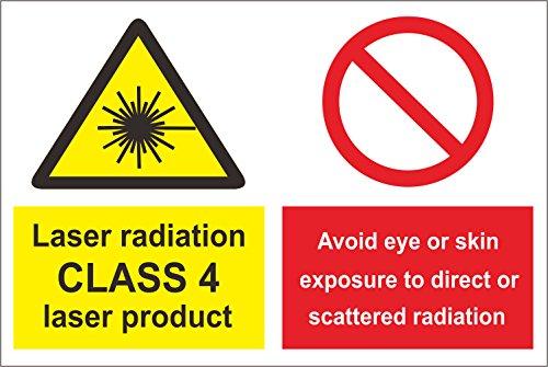INDIGOS UG - Pegatina - Seguridad - Advertencia Dr Who Dog Signs K9 Doctor Who Signs -30 x 20 cm KP-369 Adhesivo para oficina, empresa, escuela, hotel, protección de trabajo