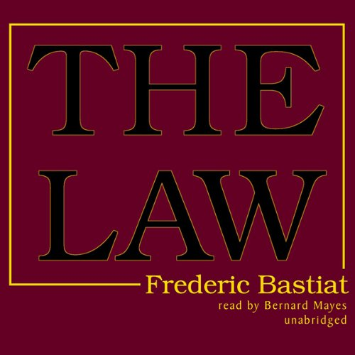 The Law audiobook cover art