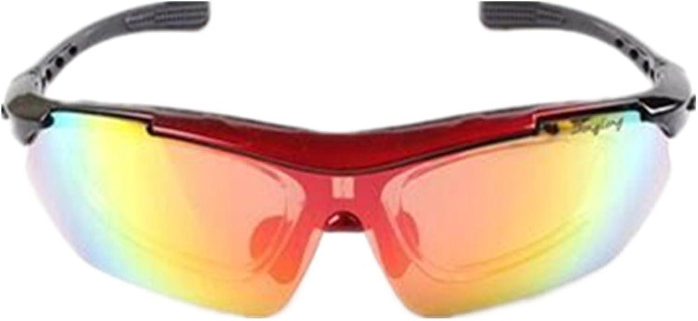Radfahren Brille Fahrrad Farbwechsel Brille Erwachsene Outdoor-Brille Geeignet für Outdoor-Radfahren Liebhaber. Brille