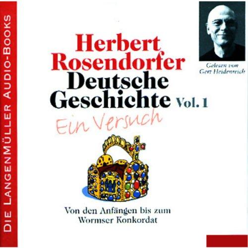 Von den Anfängen bis zum Wormser Konkordat audiobook cover art
