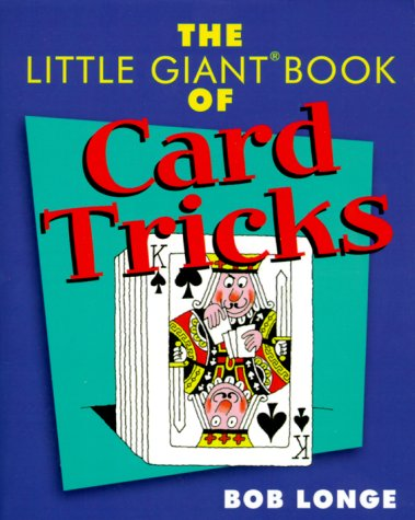The Little Giant® Book of Card Tricks (Little Giant Books)