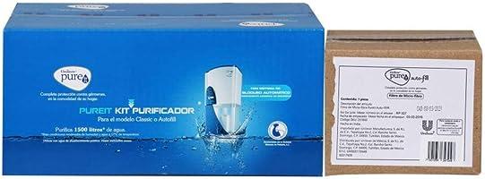 Unilever, Repuesto de Purificador y Repuesto de Micro Fibra, Classic y AutoFill