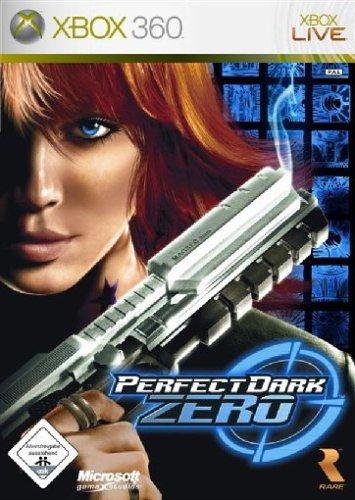 Perfect Dark Zero–[Xbox 360]