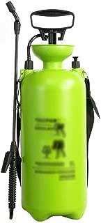 Rociador de presión de acción de Bomba 8L, rociador de Botella de rociador Mochila de jardín Aspersor Weed Killer Garden