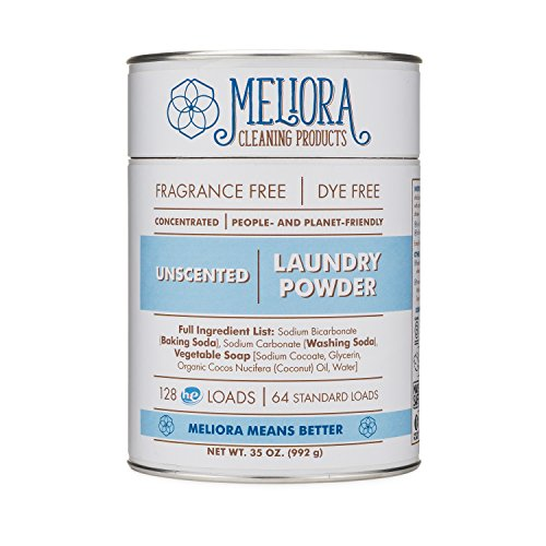 Meliora Cleaning Products Laundry Powder Product Image