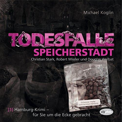 Todesfalle Speicherstadt Titelbild