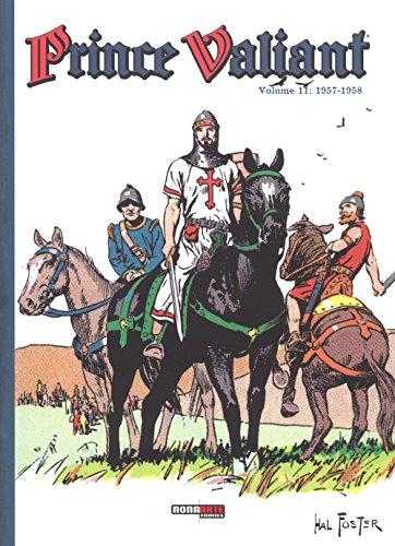 Prince Valiant. 1957-1958 (Vol. 11)